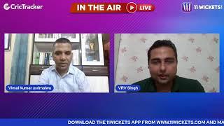 Indian T20 League M-35: Bangalore vs Chennai Post Match Analysis With VRV Singh & Vimal Kumar