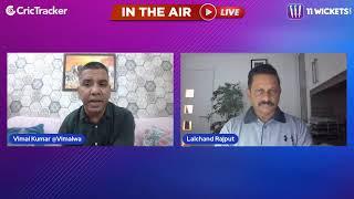 Indian T20 League M-33: Delhi vs Hyderabad Post Match Analysis With Lalchand Rajput & Vimal Kumar