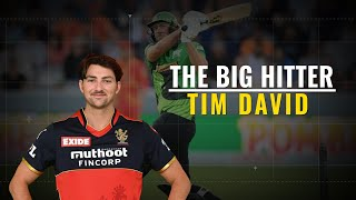 Tim David Biography | Life Story, Records | The Only Singapore Cricketer To Play In The IPL
