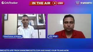 Indian T20 League M-39: Bangalore vs Mumbai Post Match Analysis With Vimal Kumar & VRV Singh