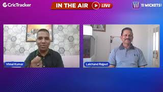 Indian T20 League M-33: Delhi vs Hyderabad Pre Match Analysis With Lalchand Rajput & Vimal Kumar
