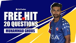 Favourite IPL team? | Best cricketer currently? | Free Hit with Muhammad Asad Ghous