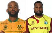 Temba Bavuma & Kieron Pollard (Photo Source: Getty Images)