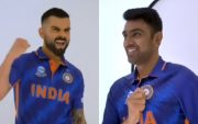 Virat Kohli And Ashwin (Image Credit- BCCI Instagram)