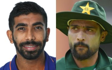 Jasprit Bumrah And Mohammad Amir (Image Credit- Getty Images)