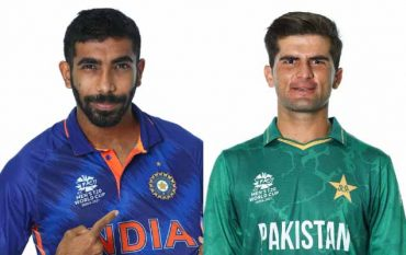 Jasprit Bumrah and Shaheen Afridi (Photo Source: Getty Images))