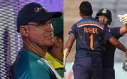 Matthew Hayden, KL Rahul and Rishabh Pant (Photo Source: Getty Images)