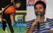 Umran Malik and Parvez Rasool. (Photo Source: IPL/BCCI and Getty Images)