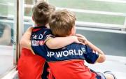 AB de Villiers' sons. (Photo Source: Instagram)