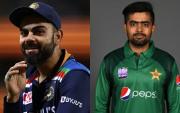 Virat Kohli and Babar Azam. (Photo Source: Getty Images)