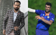 Irfan Pathan and Ravi Ashwin. (Photo Source: Instagram and Getty Images)