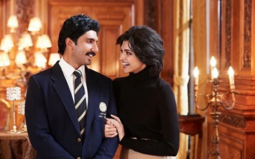 Ranveer Singh and Deepika Padukone. (Photo Source: Instagram)