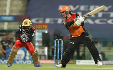 Jason Roy and KS Bharat (Photo Source: IPL/BCCI)
