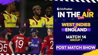 T20 World Cup Match 14 Cricket Live Streaming - England vs West Indies Post Match Analysis