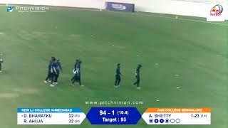 RED BULL CAMPUS CRICKET INDIA FINALS 2021 AHMEDABAD vs BENGALURU