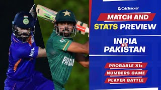 T20 World Cup 2021 - Match 16, India vs Pakistan, Predicted Playing XIs & Stats Preview
