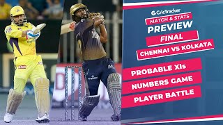 IPL 2021: Final, CSK vs DC Predicted Playing 11, Match Preview & Head to Head Record - Oct 15